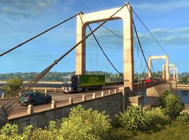 欧洲卡车模拟2高清截图