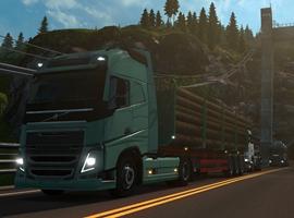 欧洲卡车模拟2高清壁纸