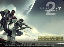 E3 2017命运2新预告公布 PC版10月24日发售