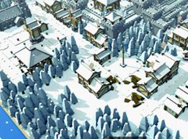 王国与城堡雪中王国
