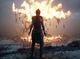 地狱之刃塞娜的献祭游戏截图