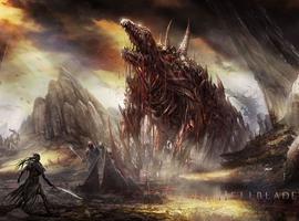 地狱之刃塞娜的献祭高清壁纸