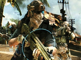 幽灵行动4未来战士游戏截图