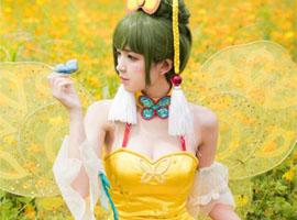 《梦幻西游》cosplay