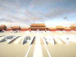 《我的世界》国建&紫禁城预告