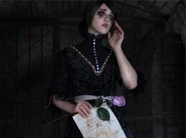 悲伤的优雅 巫师3爱丽丝唯美cos