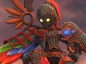 《最终幻想世界》海量新截图 Q萌主角探索三大区域