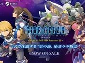 《星之海洋4》重制版发售纪念活动开启 可获声优签名