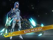 《异度之刃2》新神剑公布 人气角色KOS-MOS参战