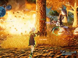 刀剑神域夺命凶弹游戏截图1