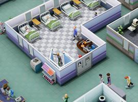 双点医院游戏截图4