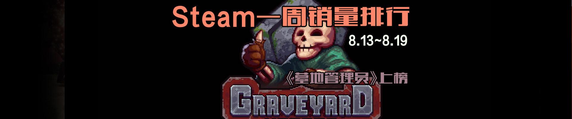 Steam周销量排行:《怪物猎人:世界》二连冠