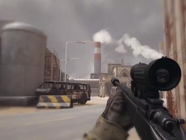 叛乱:沙漠风暴PVP演示 FPS玩家们的视听盛宴