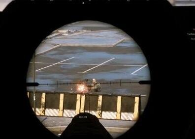 第三次世界大战曝全新演示 狙击能打翻对方头盔