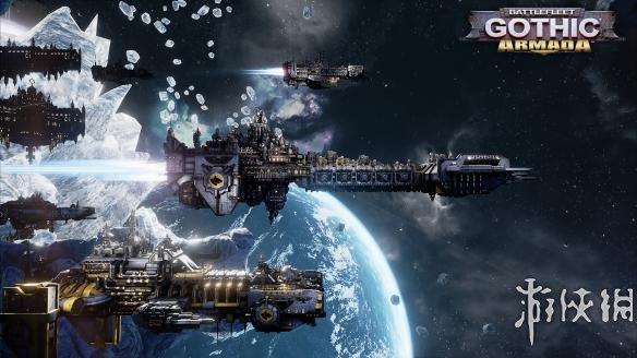 《哥特视频:阿玛达》太空陆战队v视频英雄发布塔战舰队视频图片