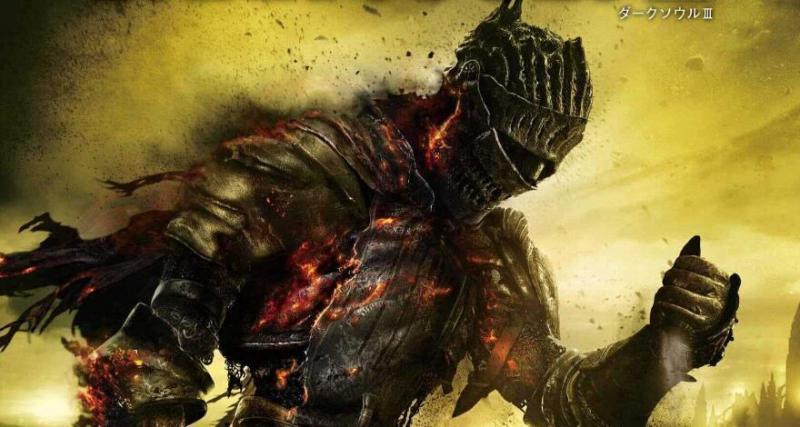 黑暗之魂重制版游戏原画